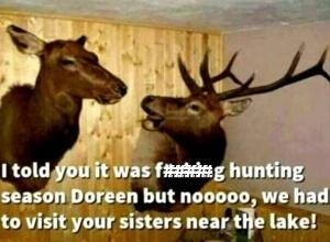 Hunting Season with Joseph T.Riach
