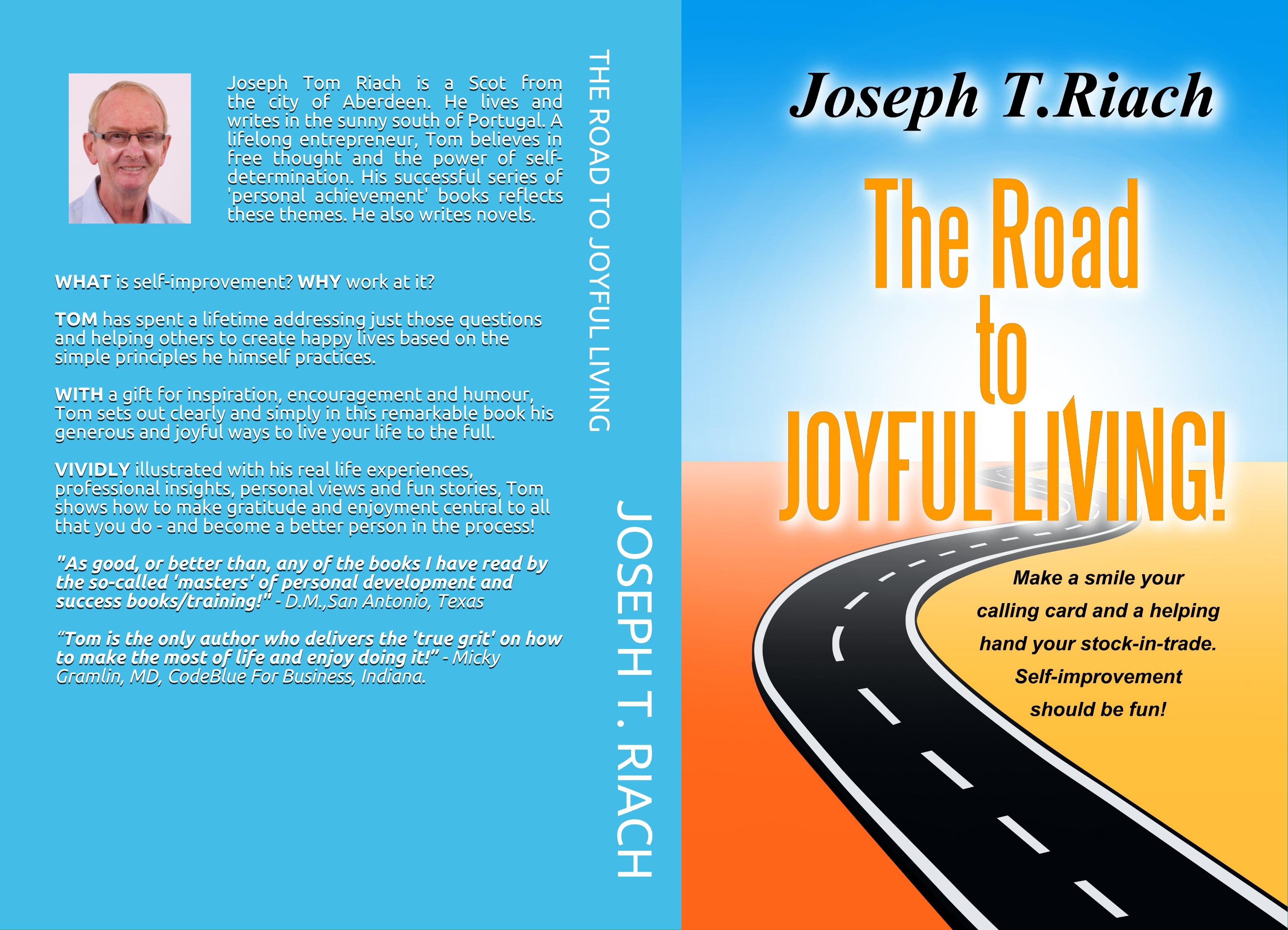 Joseph Tom Riach, Author – Paperbacks and Ebooks for sale on Amazon