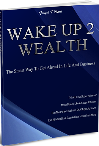 Wake Up 2 Wealth