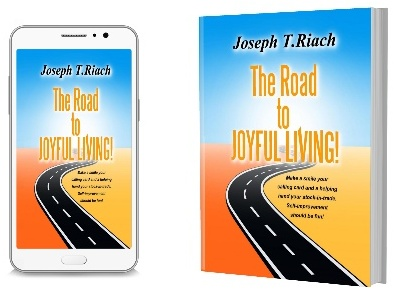 Joseph Tom Riach – Author of successful living books and mystery novels, vivid views of life and business